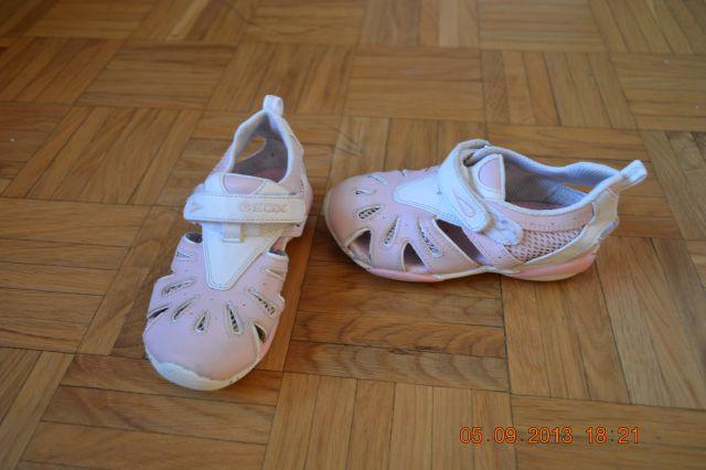 erkende merken veel stijlen ziet er goed uit schoenen te koop Geox sandale 25 za dekle