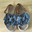 Jeans sandali 32