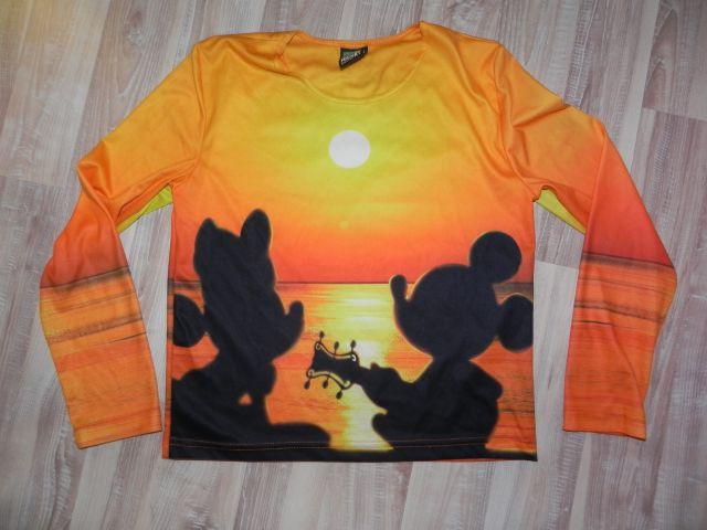Obojestranska majica disney