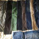 hlače, 10 - 12 let, Okaidi, Gap, Benetton