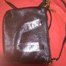 nova mini črna torbica