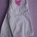 Kratke hlače Barbie (za 104-110)