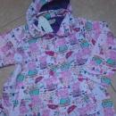 Nova jakna Peppa 7 (116) - etiketa