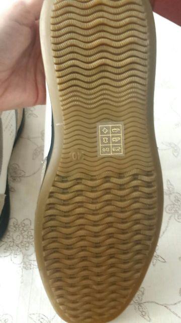 Usnjeni čevlji-NOVI - foto