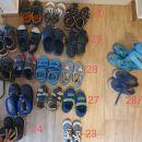 UGODNO Fantovska obutev, škornji,copati 23-30
