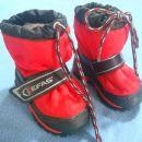 Snežki ski boots št. 18-19 (12€)
