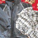Vetrovka H&M brez kapuce in srajčka št. 116(6-7), 7€