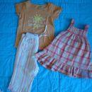 komplet oblačil za 10 eur