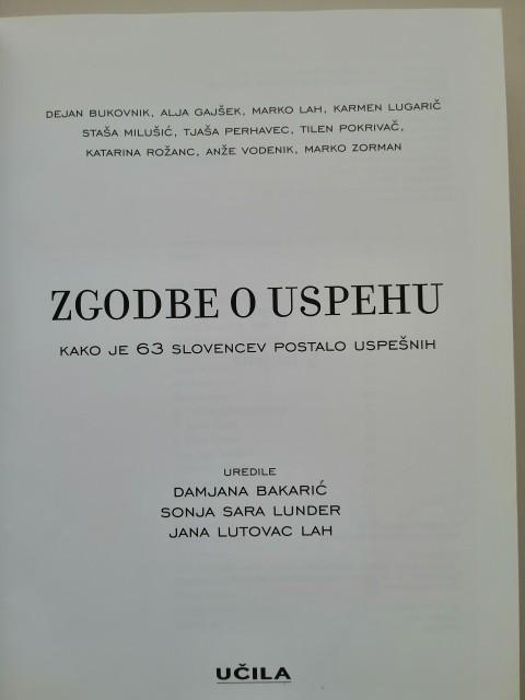 Knjige poslovno - foto