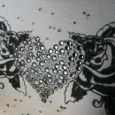 Sonia Rykiel Paris T-shirt s potiskom in kristalčki (XS-S) 10 EUR