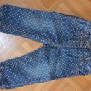 Jeans hlače S. Oliver št. 80, 6 eur + ptt