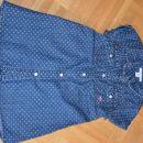Jeans oblekica Esprit št. 80, 5 eur + ptt