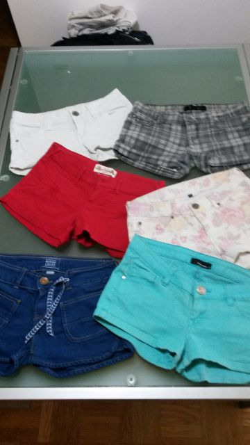 Komplet kratke hlače - foto
