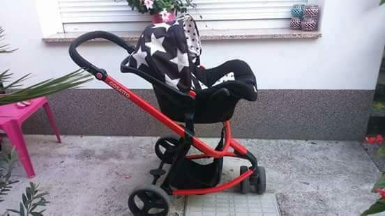 Vozicek 3v1 cosatto super star 350€ - foto