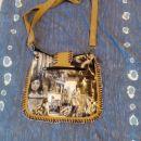 Cist nova torbica nic rabljena 8 €