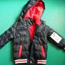 Fantovska zimska bunda 4-5 let nova nenošena