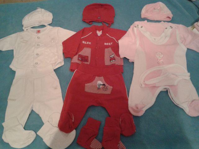 Otroška oblačila 56-62 - foto