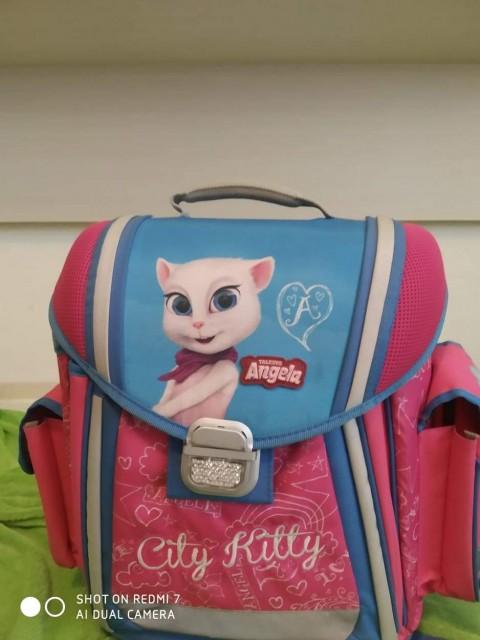šolska torba 10eur - foto