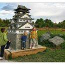 grad v osaki-japonska