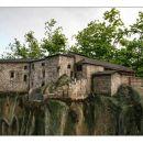 frančiškanski samostan-la verna-italija