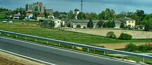 Avstrija: po avtocesti do dunaja - foto