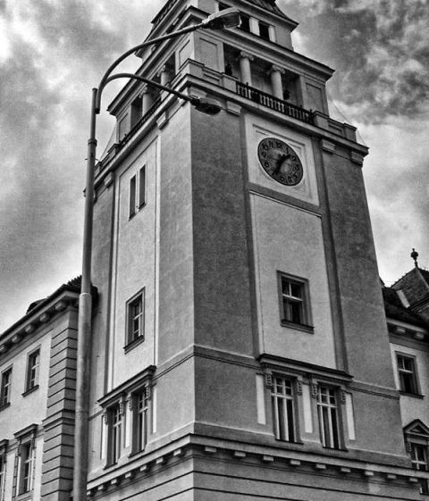 češka: vranov nad dyji - foto