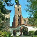 češka: benediktanski samostan v sazavi