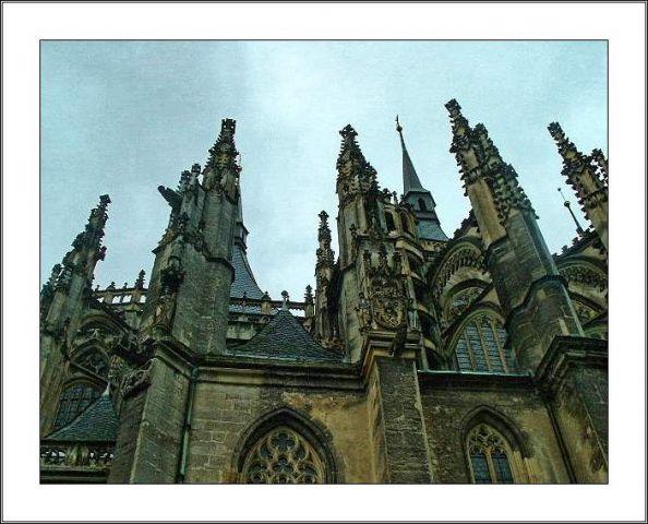 češka: kutna gora  - foto