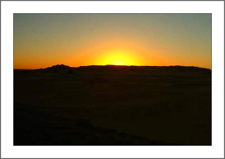 5. egipt - sončni vzhod - foto povečava
