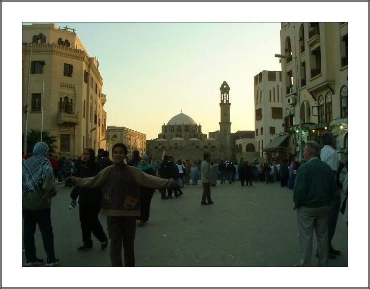 9/2. egipt - kairo - trg Khan el-Khalili - foto povečava