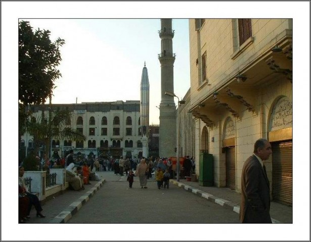 9/2. egipt - kairo - trg Khan el-Khalili - foto