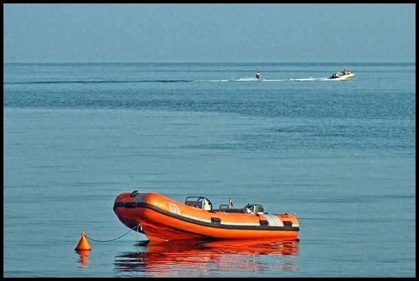Sonce in morje (1) - foto