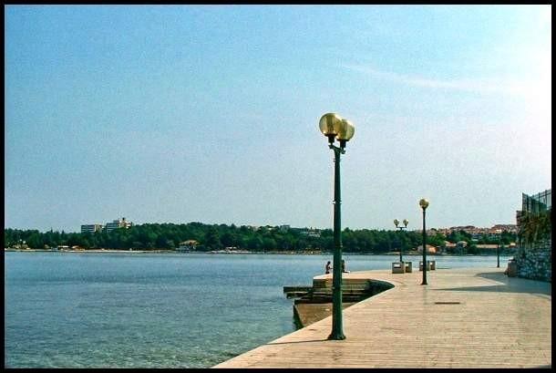 Sonce in morje (2) - foto