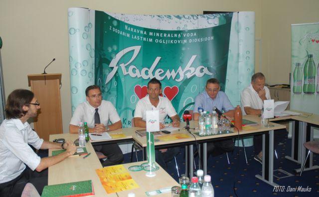 Tiskovne konference - foto