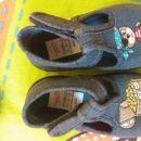 Modri čevlji