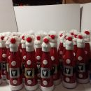 Božično novoletne steklenice