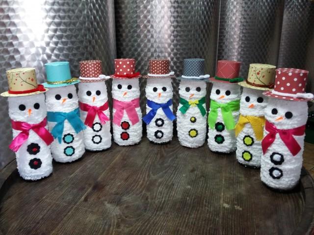 Snežakove steklenice 2016