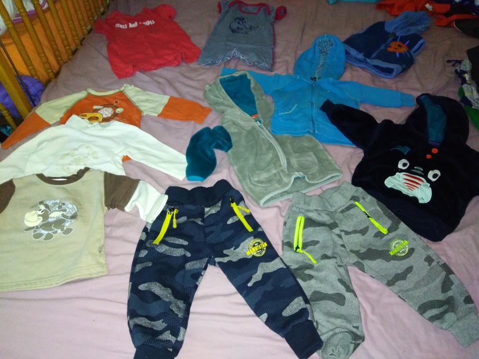 Oblačila za fantka od št:50-80 - foto povečava