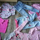 oblačila za dekico 110 -116