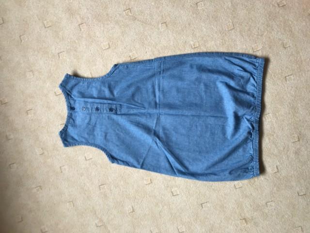 Jeans oblekca velikost 8 let