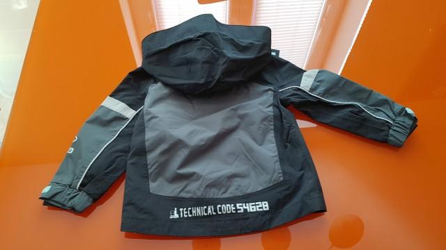 Otroške prehodna jakna št.98 - foto