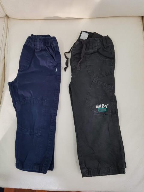 Otroške hlače Idexe/Zara št.86 - foto