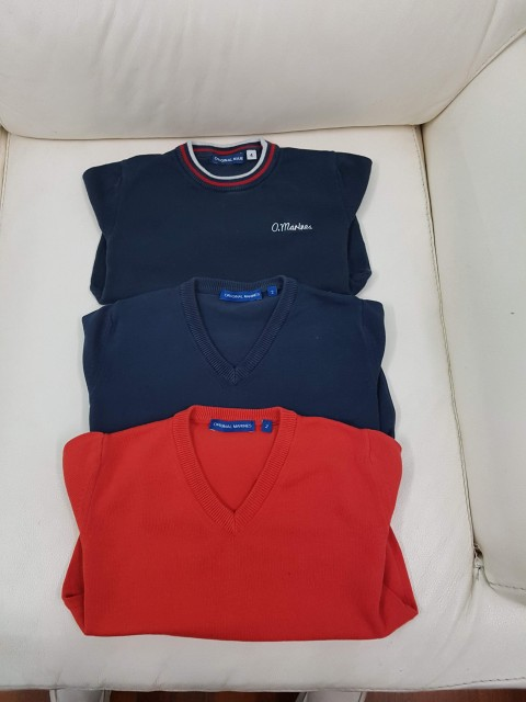 Otroške majice dolg rokav št.98/104 - foto