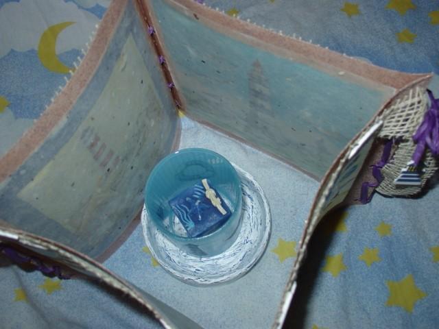 Svetilniki swap - darilo za zvezdo (kako izgleda sestavljena lučka)