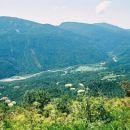 Iz Kobariškega Stola proti dolini reke Nadiže