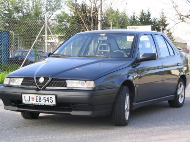 Alfa Romeo 155 1.8 Twin Spark - foto