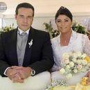 Esteban in Maria se poročita cerkveno