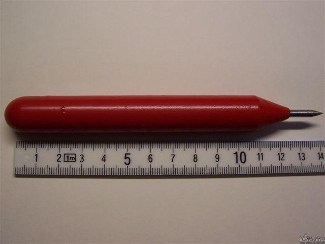 3 mm rdeča