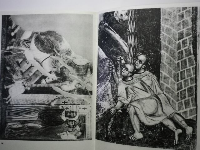 Nerezi, samostan, knjiga - foto