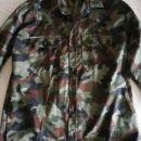 Vojaška srajca SLO 2